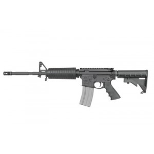"DS Arms AR-15 .223 Remington/5.56 NATO 30-Round 16"" Semi-Automatic Rifle in Black - ZM4RCR16M4-A"
