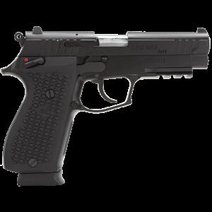 "LionHeart LH9 9mm 15+1 4.1"" Pistol in Aluminum Alloy (MKII) - 109MFXDBLK"