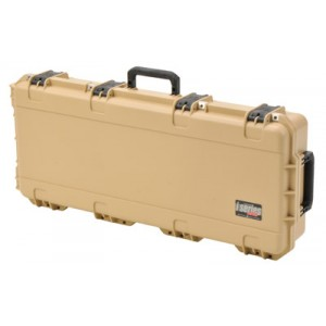 """Skb Sports 3i-series, Single Rifle Case, 36.5"""" X 14.5"""" X 5.5"""", Duo Tone 3i-3614-6t-l"""