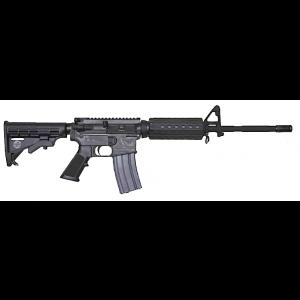 """Bushmaster Carbon 15 M4 .223 Remington/5.56 NATO 30-Round 16.5"""" Semi-Automatic Rifle in Black - 90870"""