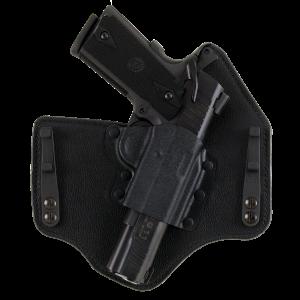 """Galco International KingTuk Right-Hand IWB Holster for Glock 20 in Black (1.75"""") - KT228B"""