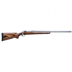 "Savage Arms 12 VLP DBM .300 Winchester Short Magnum 2-Round 26"" Bolt Action Rifle in Stainless Steel - 18471"