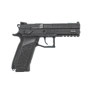"CZ P-09 9mm 19+1 4.53"" Pistol in Black - 91620"