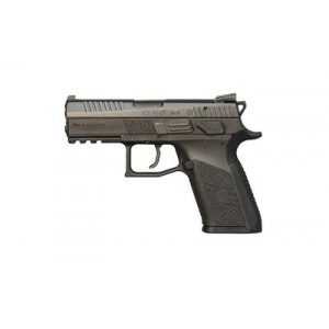 """CZ P-07 9mm 10+1 3.8"""" Pistol in Black - 1086"""