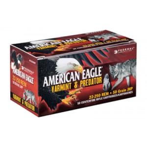 Federal Cartridge American Eagle .17 Hornet Poly Tip, 20 Grain (50 Rounds) - AE17H20TVP