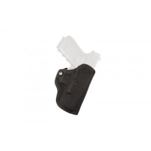 Desantis Nylon Mini Scabbard Belt Holster, Fits Smith & Wesson Bodyguard 380, Right Hand, Black Nylon M67bau7z0 - M67BAU7Z0