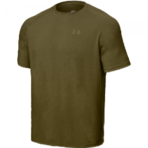 Under Armour Tech Men's T-Shirt in MO.D. Green - X-Large