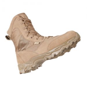 Warrior Wear Desert Ops Boot Color: Coyote Tan Size: 11 medium