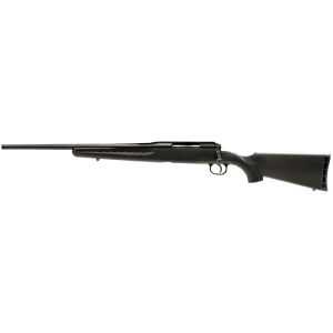 """Savage Arms Axis Standard 7mm-08 Remington 4-Round 22"""" Bolt Action Rifle in Black - 19645"""