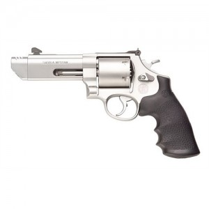 """Smith & Wesson 629 .44 Remington Magnum 6-Shot 4.25"""" Revolver in Matte Stainless (Performance Center) - 170137"""