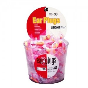 Howard Leight Disposable Ear Plugs RLPF1T0