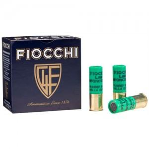 """Fiocchi Ammunition Baton Rubber .12 Gauge (2.75"""") Slug Rubber (25-Rounds) - 12LEBAT"""
