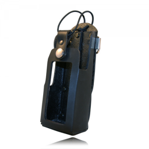RADIO HOLDER WITH D RINGS (FOR MOTOROLA 2500/5000)