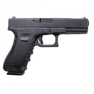 "Glock 17C 9mm 10+1 4.49"" Pistol in Matte Black (Gen 3) - PI1759201"