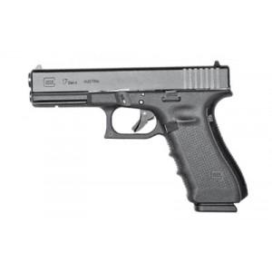 """Glock 17 9mm 17+1 4.49"""" Pistol in Fired Case/Matte (Gen 4) - UG1750203"""