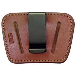 Peace Keeper 036 Belt Slide Inside/Outside Pants Small/Medium Frame Auto Leather Tan - 36