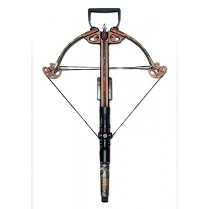 "Carbon Express CX1 Covert Crossbow 20"" Bolt Size Break Up Infinity Color 20234"