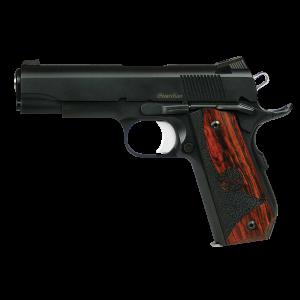 "Dan Wesson Compact Guardian .38 Super 9+1 4.3"" 1911 in Black - 01988"