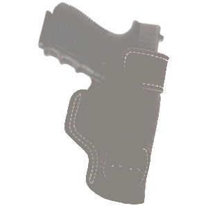 "Desantis Gunhide Sof-Tuk Right-Hand IWB Holster for 1911 Officer's in Tan (3.5"") - 106NA79Z0"