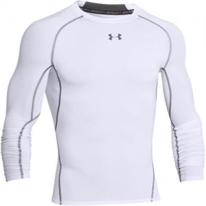 Under Armour HeatGear Men's Undershirt in White - 2X-Large