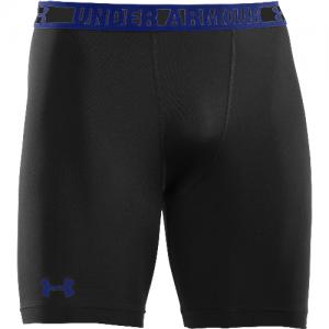 Under Armour HeatGear Sonic Men's Underwear in Black/Blue - Small