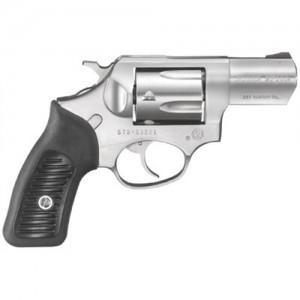 "Ruger SP101 .357 Remington Magnum 5-Shot 2.25"" Revolver in Satin Stainless - 5718"