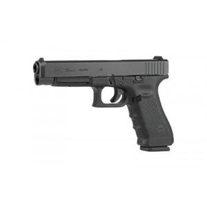 "Rebuilt Glock 35 .40 S&W 15+1 5.32"" Pistol in Matte (Gen 4) - PG35501"