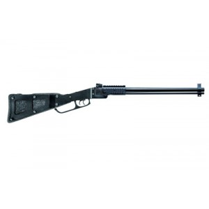 """Chiappa M6 .20 Gauge/.22 Long Rifle 2-Round 18.5"""" Over/Under Rifle in Blued - CF500-125"""