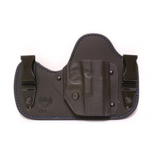 Flashbang Holsters Prohibition Series: Capone Black Inside The Pantsholster, Fits Glock 17/19/22/23/26/27/34/35, Right Hand, Black Finish 9425-g26-10 - 9425-G26-10