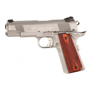 """Colt XSE .45 ACP 8+1 4.25"""" Pistol in Brushed Stainless (Commander) - O4012XSE"""