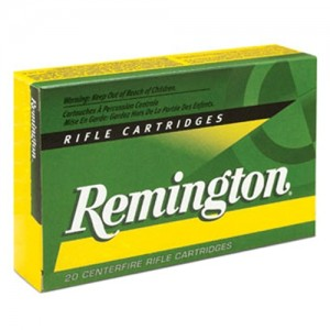Remington .45-70 Government Core-Lokt Semi-Jacketed Hollow Point, 300 Grain (20 Rounds) - R4570L