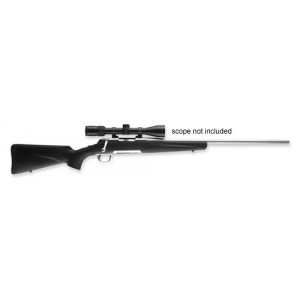 """Browning X-Bolt Stalker 6.5 Creedmoor 4-Round 22"""" Bolt Action Rifle in Stainless - 35202282"""