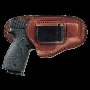 Bianchi 19232 100 Professional Glock 26/27; S&W CS9 Leather Tan - 19232