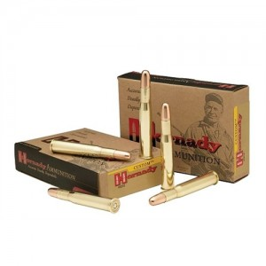 Hornady DGX .458 Winchester Magnum Dangerous Game Expanding Heavy Magnum, 500 Grain (20 Rounds) - 85833