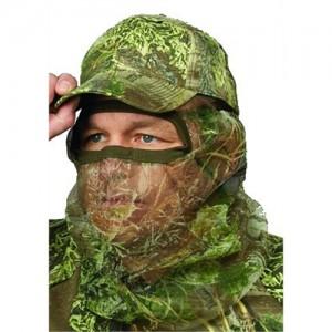 Hunters Specialties Max 1 Camo 3/4 Mesh Face Mask 05505