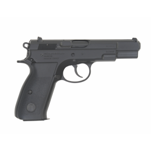 "TriStar L-120 9mm 17+1 4.7"" Pistol in Carbon Steel - 85040"