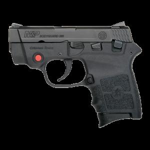 """Smith & Wesson M&P Bodyguard 380 .380 ACP 6+1 2.75"""" Pistol in Matte Black - 10048"""