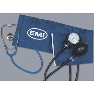 Dual Head Stethoscope-Blk