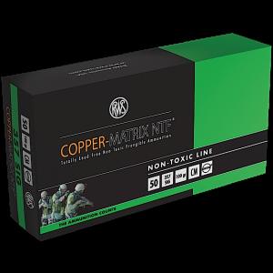 Ruag Ammotec Usa Inc Copper .357 Sig Sauer Non-Toxic, 100 Grain (50 Rounds) - 235740050