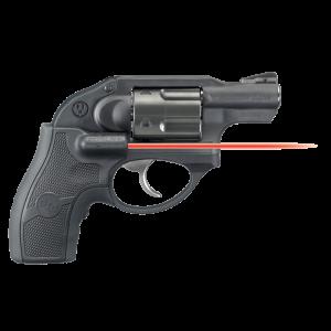 "Ruger LCR .357 Remington Magnum 5-Shot 1.88"" Revolver in Black Stainless Steel - 5451"