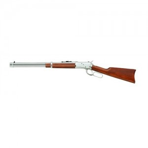 "Rossi R92 .45 Colt 8-Round 16"" Lever Action Rifle in Stainless Steel - R9257018"