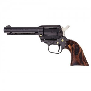 """Heritage Rough Rider Small Bore .22 Long Rifle 6-Shot 4.75"""" Revolver in Blued - RR22MB4"""