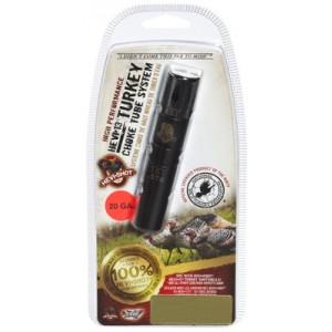 Hevi-Shot 20 Gauge Mid Range Turkey Choke Tube Benelli/Beretta Configuration Black Finish 230122