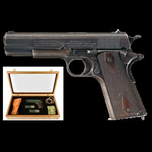 "Remington 1911 .45 ACP 7+1 5"" 1911 in Carbon Steel (UMC Commemorative) - 96367"