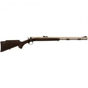 "Remington International 50 Cal. w/28"" Nickel Barrel/Synthetic Stock/Accessories 89282"