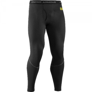 Under Armour Base 2.0 Men's Compression Pants in Black - X-Large
