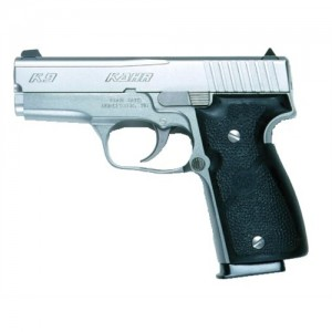 "Kahr Arms K9 9mm 7+1 3.5"" Pistol in Matte Stainless - K9093"