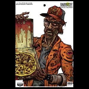 "Birchwood Casey 35650 Darkotic Special Delivery Splattering Target 12""x18"" 8 Pk"