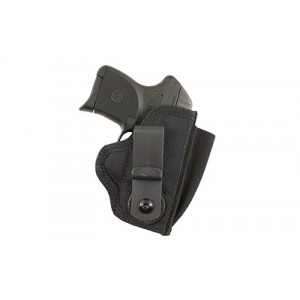 Desantis Gunhide M42 Tuck This II IWB Holster for Kel-Tec P32, P3At/Ruger LCP in Black Leather (Right) - M24BJT7Z0
