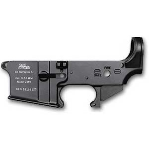 "DS Arms ZM4R .223 Remington/5.56 NATO 30-Round 16"" Semi-Automatic Rifle in Black - ZM4R"